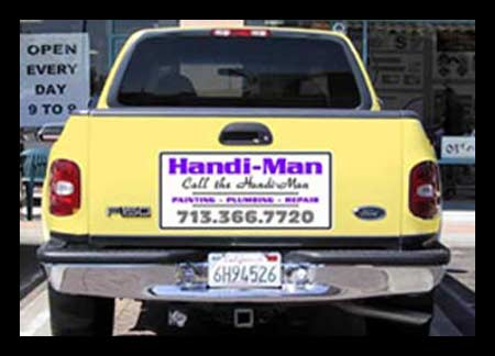 Magnetic Signs Car Magnets Truck